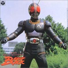Kotaro Minami a.k.a. Kamen Rider Black