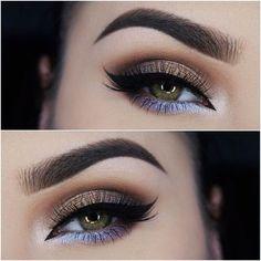 Makeup Eyeliner - Hooded Eye Makeup Tutorial | Eyeshadow and Eyeliner Tips - How To Apply Makeup For Hooded Eyes | Makeup Tips And Tricks by Makeup Tutorials at makeuptutorials.c... by muriel