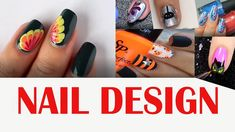 Today's video is about nail desing, there are 22 cute & cool designs. My video will bring you inspiration to perfect nails. Cool Nail Designs, Nail Tutorials, Nails, Cute, Youtube, Diy, Finger Nails, Ongles, Bricolage