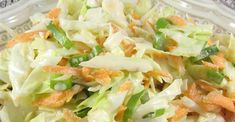 Nana's Southern Coleslaw Vegetable Dishes, Vegetable Recipes, Vegetarian Recipes, Healthy Recipes, Great Recipes, Favorite Recipes, Popular Recipes, Southern Coleslaw, Healthy Cooking