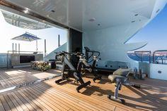 55m superyacht Ocean Paradise by Benetti. Все о больших и малых яхтах на портале www.ruyachts.com #yacht #yachts #yachting #superyacht #luxury #design