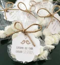 7 doces para substituir o bem casado no casamento Trendy Wedding, Diy Wedding, Wedding Gifts, Dream Wedding, Wedding Day, Rustic Wedding Favors, Wedding Decorations, Simple Weddings, Marry Me
