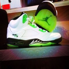 Air Jordan V Retro Quai #sneakers #airjordan