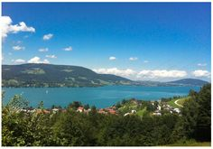 Lake Attersee, Austria