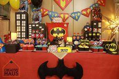 Super man theme
