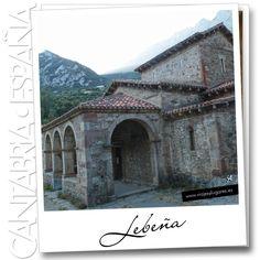Lebeña es una aldea cántabra a orillas del río Deva. Cerca del pueblo, rodeada de altos riscos y oculta entre peculiar vegetación, encontramos una joya del arte prerománico, la Ermita Santa María de Lebeña.