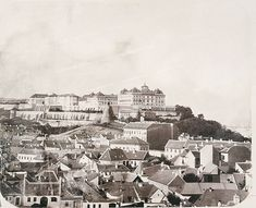 Buda Castle, Budapest Hungary, Tao, Old Photos, Paris Skyline, History, Travel, Beautiful, Old Pictures
