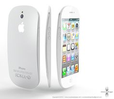 iPhone 5 Design Concept ❤