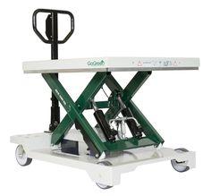 GTARDO.DE: Hubtischwagen, 1t / 1000 kg, Ladefläche 800 x 900, Maße 1180 x 800 mm 4 229,00 €