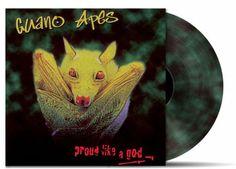 GUANO APES - Proud Like A God * LIMITED 180 gram TRANSPARANT GREEN/BLACK vinyl *
