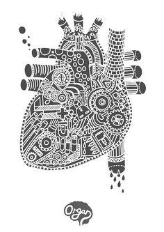 """sorrow drips into your heart through a pinhole"""