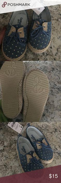 Brand new Oshkosh size 10 shoes for girls Brand new OshKosh B'gosh Shoes Dress Shoes