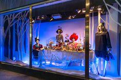 Marks & Spencers Christmas Windows   Believe in Magic & Sparkle, 2013 by Millington Associates