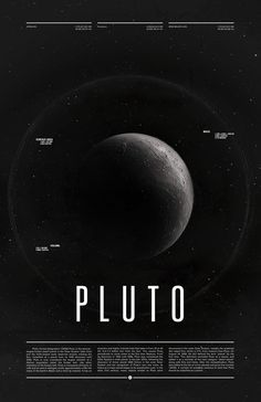 Pluto by Ross Berens