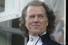 Andre Rieu...great smile