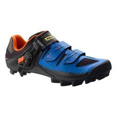 Chaussures Mavic Crossride SL Elite noir bleu   deporvillage