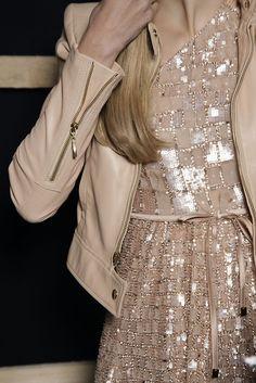 nude, beaded, glitter, glam
