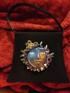 Clay Faces, Black Purses, Mixed Metals, Pinterest Board, Beaded Embroidery, Opportunity, Polymer Clay, Artisan, Soup