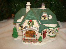 St Nicholas Square Christmas Shop Village Building  1999