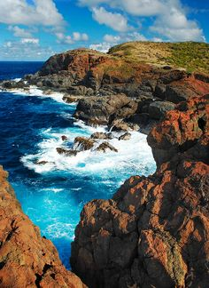 Turquoise Sea, Puerto Rico photo via tulip Beautiful Ocean, Beautiful Sunrise, Beautiful World, Wonderful Places, Beautiful Places, Beautiful Scenery, Puerto Rico, Travel Log, Travel Tips