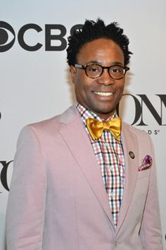 Billy Porter interview. Wow! I applaud Billy Porter and his alter ego Lola for their candor, honesty, strength and their ability to change minds and open hearts. He is phenomenal in KINKY BOOTS. This is his ministry. Keep raising us up, Billy!