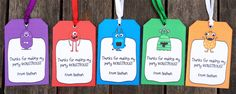 Monster Bash Invitation & Printable Party Decorations