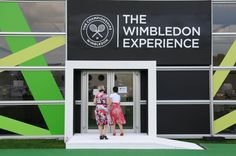 The Wimbledon Experience, providing official tours with tickets and accomodation to The Championships, Wimbledon