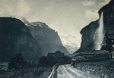 The Reichenbach Falls,  Switzerland, Circa 1870 . The Guardian