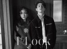 Cre: the owner/ as logo Cute Relationship Goals, Cute Relationships, Yugyeom, Youngjae, K Pop, Got7 Mark Tuan, How To Speak Korean, Look Magazine, Got7 Members