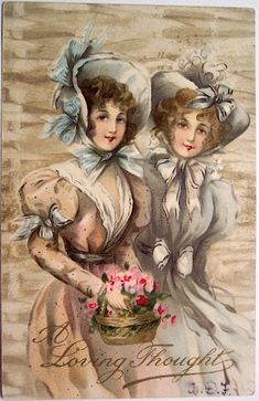 -Victorian Postcard