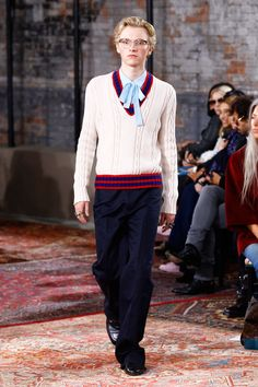 Gucci Borrows From Weirdo Women Of Yore For An Epic Resort Collection