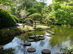 Japanese Gardens in Ft. Worth, TX