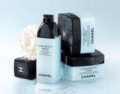 New intensely hydrating HYDRA BEAUTY moisturizers, plus complimentary shipping @Chanel