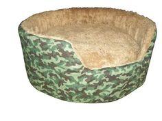 Moises Cuchas Camouflado Corderito P/ Mascotas Perros Gatos - $ 119,00