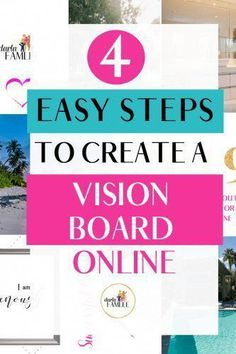 Want to create a vision board online for free? Check out these steps to create a vision board online using Canva. Home Remedy For Cough, Cold Home Remedies, Natural Remedies For Arthritis, Natural Remedies For Anxiety, Natural Cures, Herbal Remedies, Natural Healing, Digital Vision Board, Creating A Vision Board