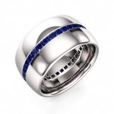 Thin Blue Line for Coffey's wedding ring?