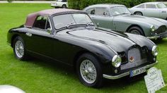 1953 Aston Martin DB2  Image (c) Peter Madle http://www.madle.org
