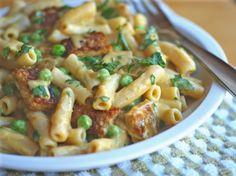 New Age Vegan Pasta Carbonara