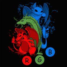 rgb dragons