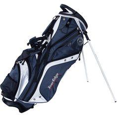 NEW Navy Max-D Stand Golf Bag Carry Clubs Wedge Ball Putter Lightweight Design