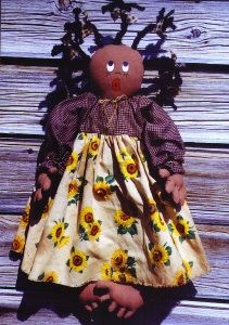 oh my lordy coth doll by gini simpson