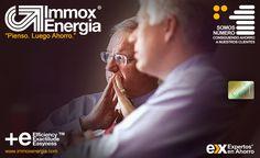 En Immox Energía somos especialistas en auditorías energéticas sin importar la envergadura de su negocio o empresa. Pienso. Luego Ahorro. Thinking About You, Business