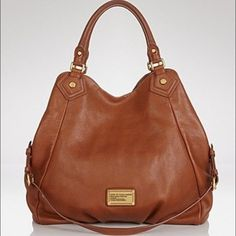 Brown Classic Q Francesca Bag Great everyday brown leather bag from Marc by Marc Jacobs. A few signs of wear on the inside lining but outside is in excellent condition. Dust bag included. Marc by Marc Jacobs Bags