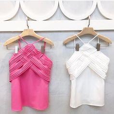Bom dia!!!✨🦄💕🌺😻✨amanhã novidades nas lojas meninas!!! 💃💃💃✨Venham conferir!!!!❤️✨❤️✨ #Hushbyrosana #novidades #rendas #blusas #vestidos #verao #tudolindo
