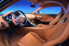 Bugatti Chiron - Lifestyle For