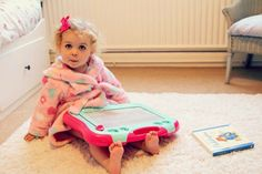 Louise SprinkleofGlitter #baby #girl #pink
