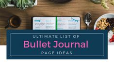 Ultimate List of Bullet Journal Ideas: 101 Inspiring Concepts to Try Today (Part - Simple Life of a Lady List Of Bullet Journal Pages, Bullet Journal 2019, Bullet Journal School, Bullet Journal Layout, Bullet Journal Ideas Pages, Bullet Journal Inspiration, Curriculum, Las Vegas, Pin Up