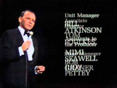 Frank Sinatra's Show | http://pintubest.com