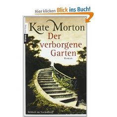 Beautifully written and i cried a lot while i was reading it.  Der verborgene Garten  Kate Morton