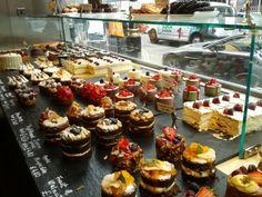 Cakes at l'eto caffe